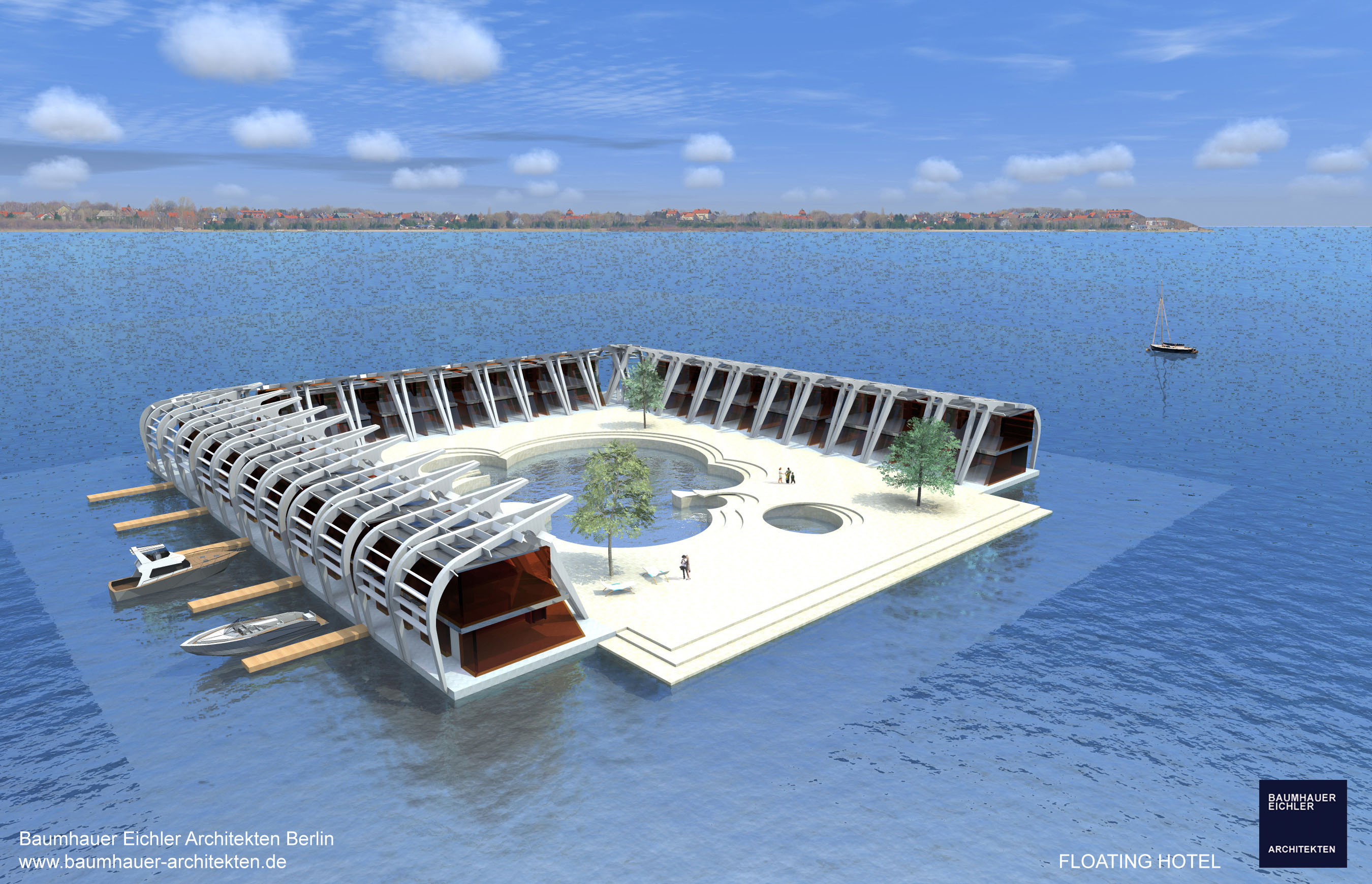 Nice Floating Hotel Part - 3: Pictures